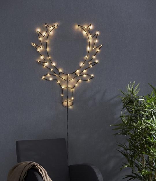 Cupid väggdekoration, Star Trading julen 2017 | www.var-dags-rum.se