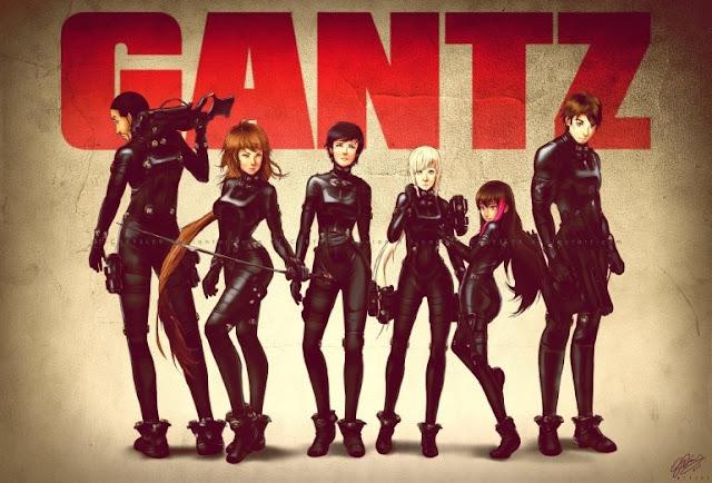 Descargar Gantz [26/26][Español Latino] MEGA