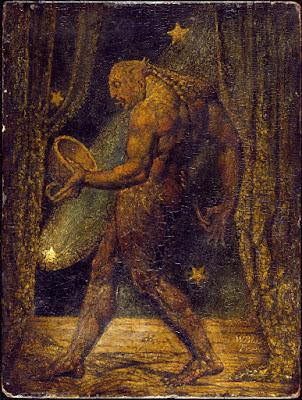 William Blake - Duch pchły Bruce Dickinson Chemical Wedding