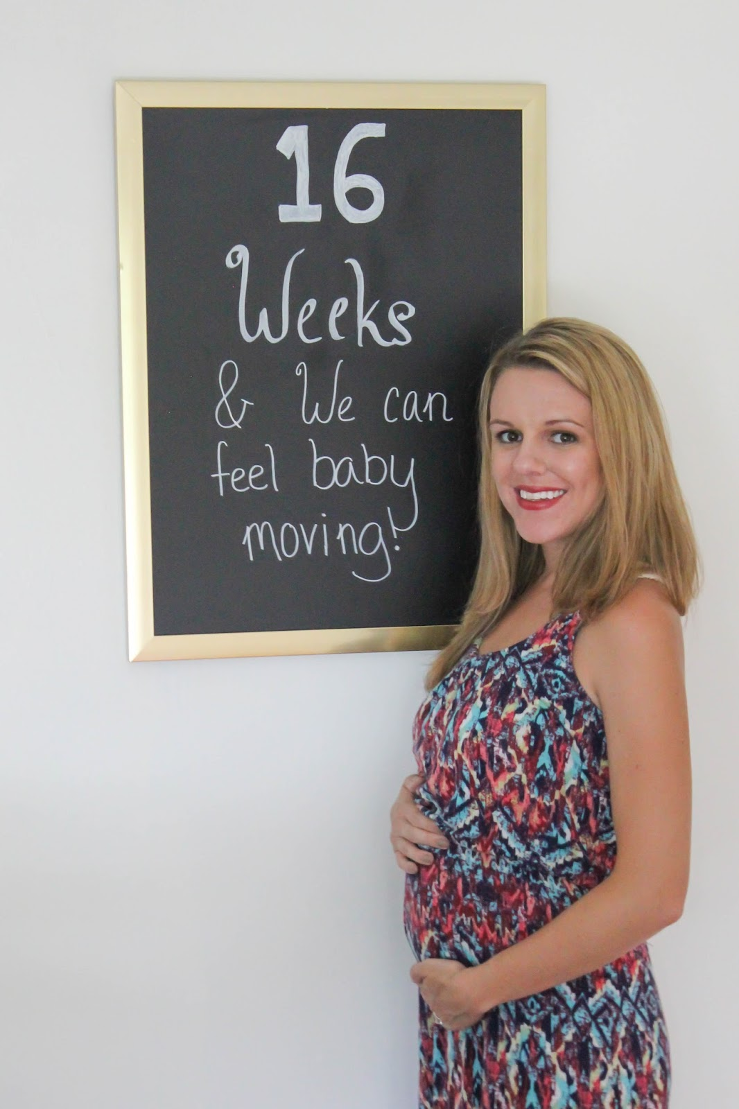 Pregnancy: 16/17 Weeks - Casual Claire