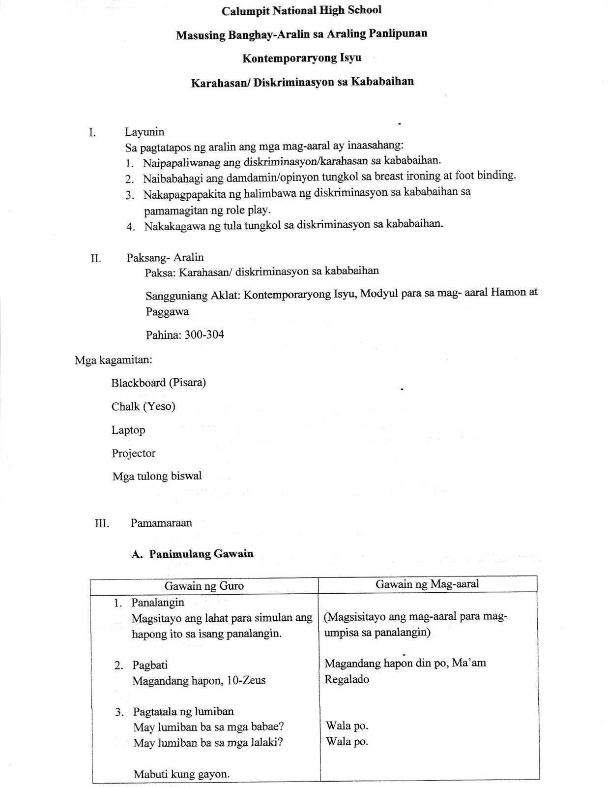 Worksheet For Grade 3 Kasarian Ng Pangngalan   Printable Worksheets and  Activities for Teachers [ 1600 x 1237 Pixel ]