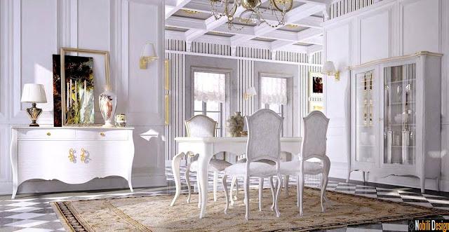 Design interior mobilier clasic de lux Italia - Mobila living Constanta| Mobilier - living - Constanta.