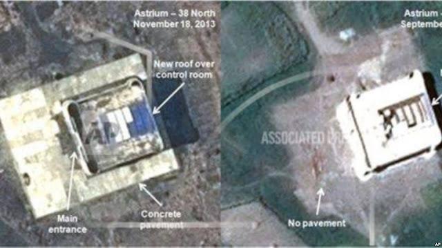 Triều Tiên đang che giấu các căn cứ phóng tên lửa hạt nhân