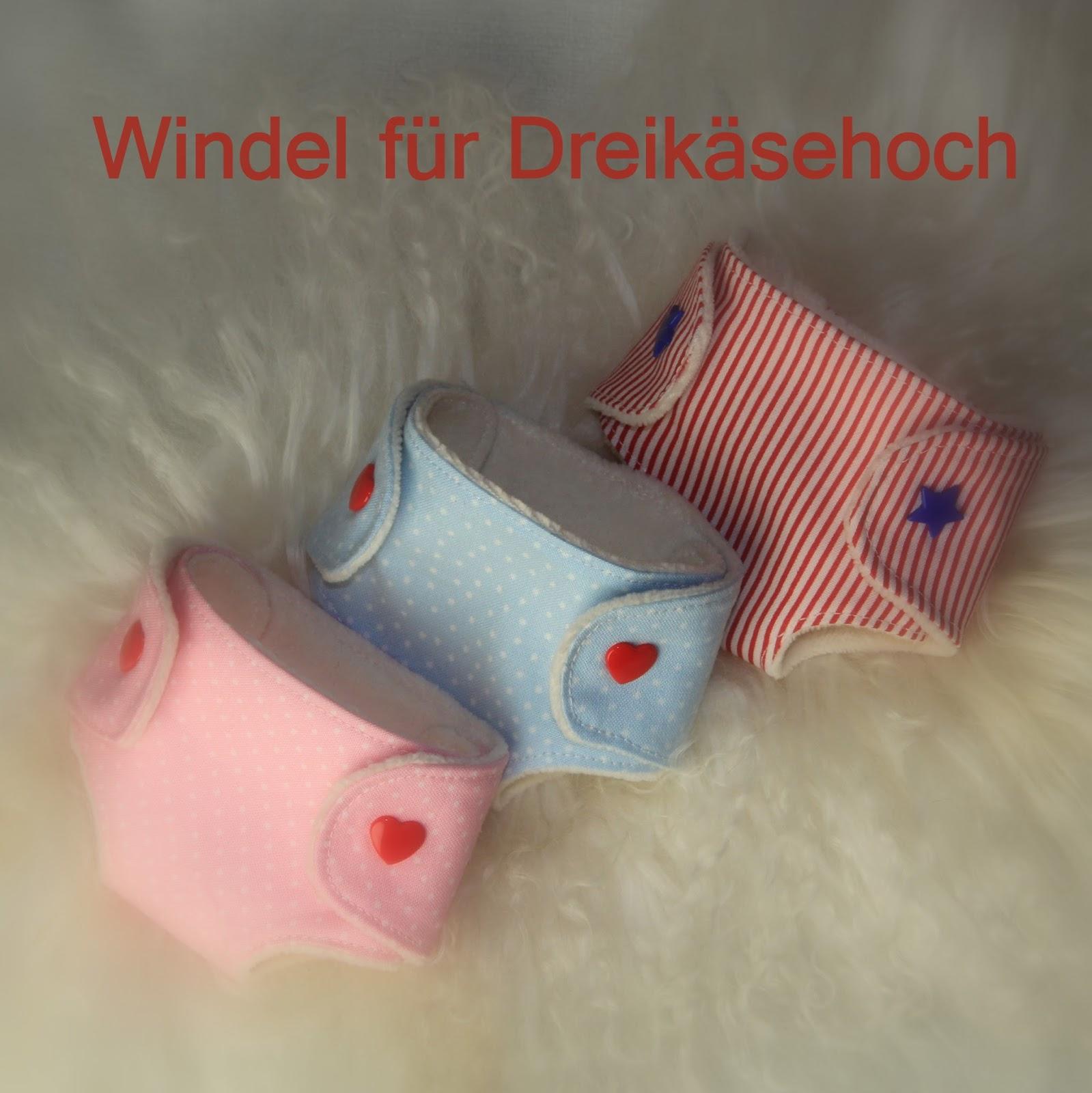 Barbaras Blumenkinder und Puppen Welt: DREIKÄSEHOCH GEHT SCHLAFEN #6 ...