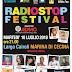"""Domani al via """"Radio Stop Festival per ADMO"""""""