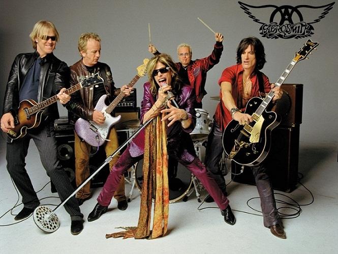 Daftar Album dan Judul Lagu Aerosmith