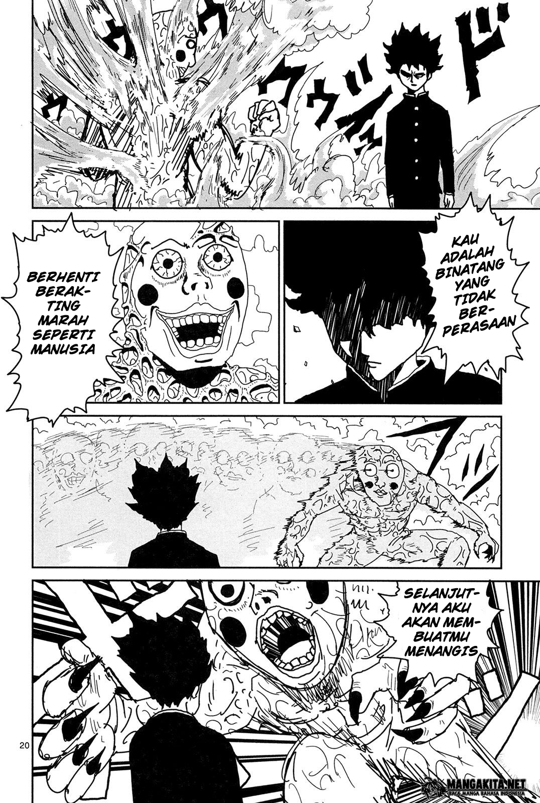 Mob Psycho 100 Chapter 08-19