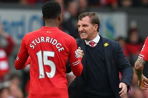 Rodgers chiêu mộ thành công Daniel Sturridge từ Chelsea