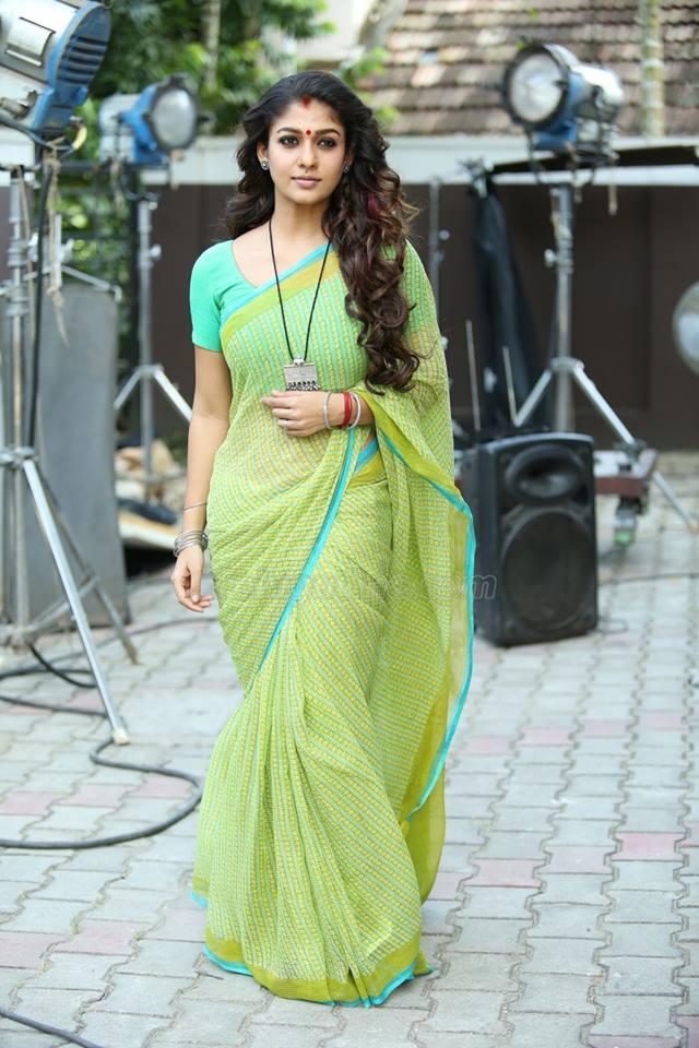 nayanthara latest stills from vasuki movie