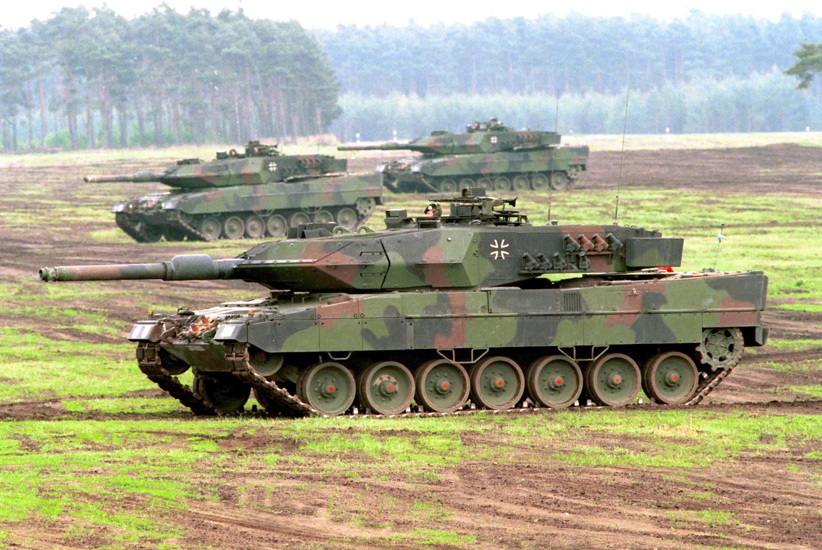 Ruby's Blog: Top 9 Modern Main Battle Tank In The World