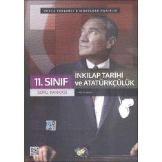 FDD 11.Sınıf İnkılap Tarihi ve Atatürkçülük Soru Bankası (2016)
