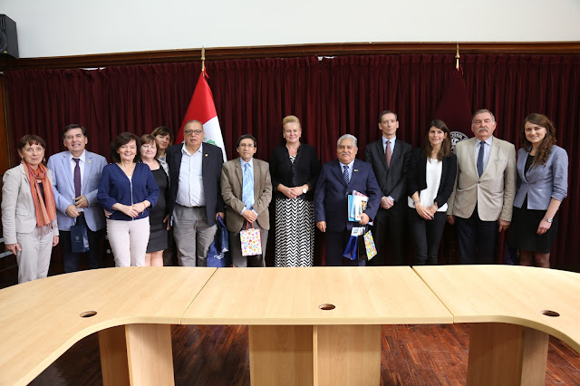 Delegación de la Universidad Tecnológica de Poznan visitó la UNI