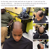 See the haircut a mum asked a barber to give her son for stealing and lying