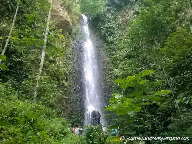 Air Terjun Curug Gombong, Rowokele, Kebumen