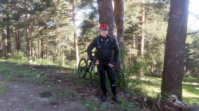 AlfonsoyAmigos - Rutas MTB - Pino Solitario