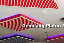 Lowongan Gemilang Plafon PVC Pekanbaru April 2019