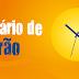 Bolsonaro afirma que não haverá horário de verão em 2019.