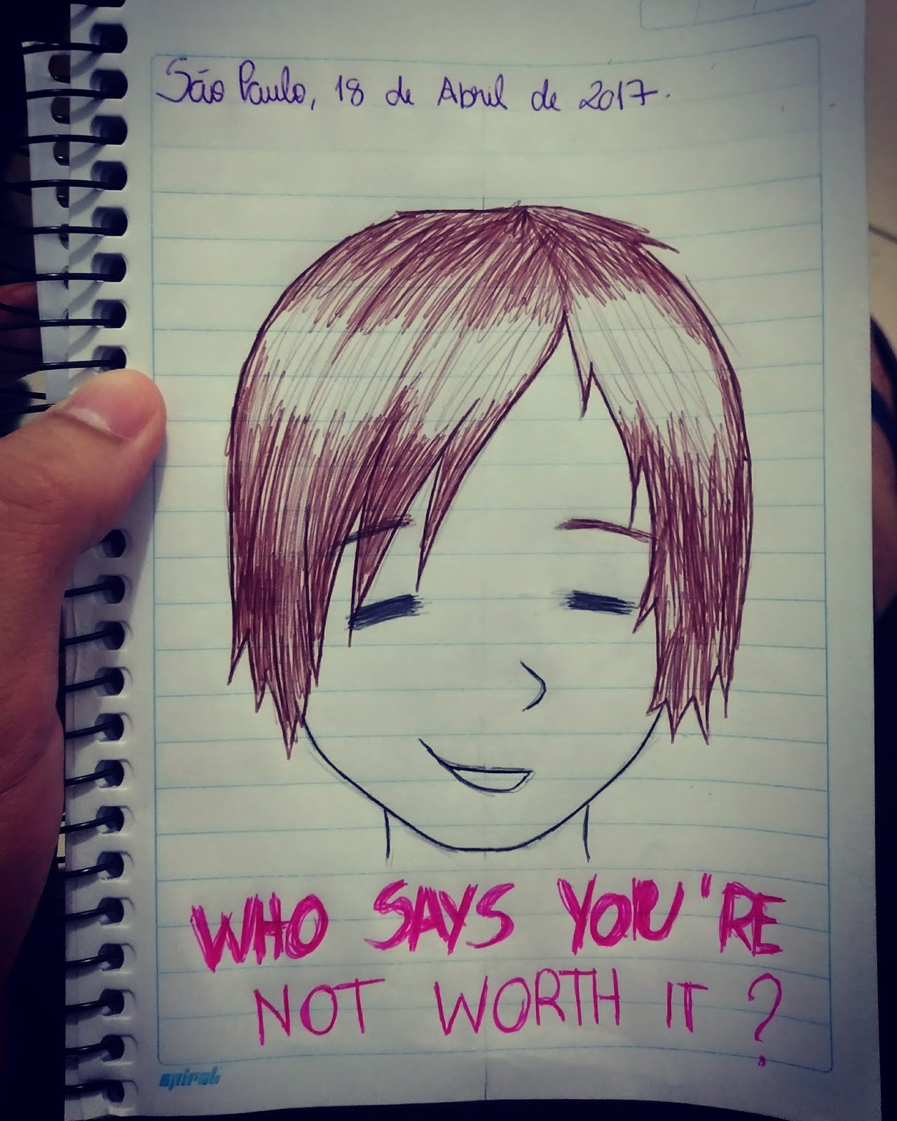 Diário de um garoto depressivo bipolar