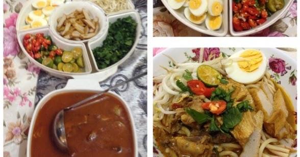 resepi kari ayam pedas sedap tersoal Resepi Mee Kari Bonda Enak dan Mudah