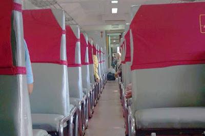 Tata Cara Pembatalan Tiket Kereta Api