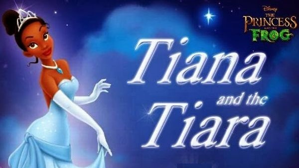 Play The Princess and the Frog Tiana and the Tiara game