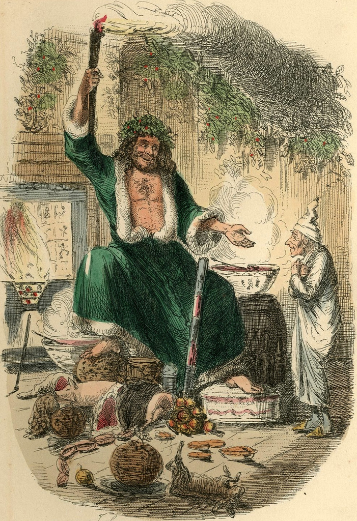 The Baconalia: The Dionysian Ghost of Christmas Present