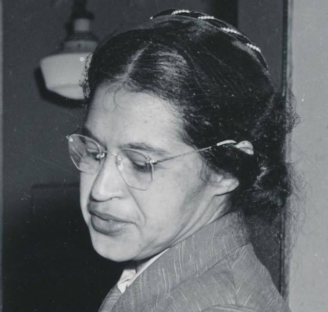 Rosa Louise McCauley Parks