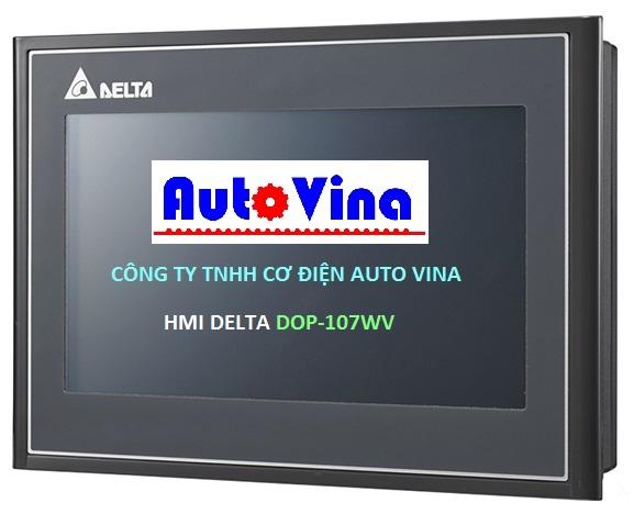 Đại lý bán màn hình cảm ứng HMI Delta DOP-107WV