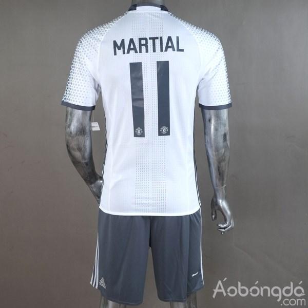 Áo bóng đá Thái Lan loại 1 siêu cấp Manchester United 3rd MARTIAL