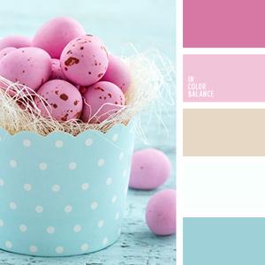Еда: конфеты, напитки, алкоголь - гармоничные палитры в 5 цветов