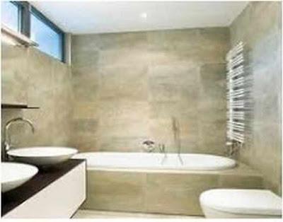 Secret Bathroom Ideas With Stone Tile