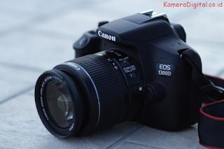 kamera fotografi canon 1300D