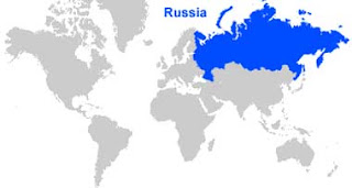 image: Russia Map Location