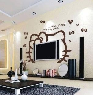 Gambar Ruangan Hello Kitty yang Indah 8