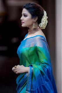 Meesaya Murukku Actress Aathmika Latest Cute HD Pics