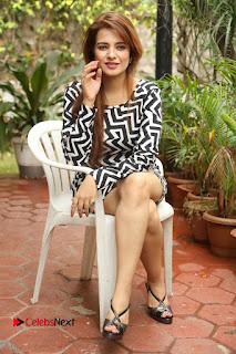 Actress Saloni Latest Pos in Short Dress  0303.JPG