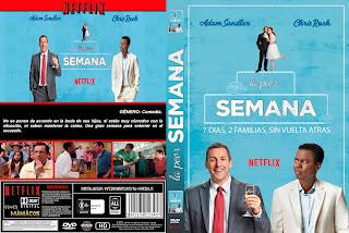 CARATULA [NETFLIX] the week of - LA PEOR SEMANA 2018 [COVER DVD]