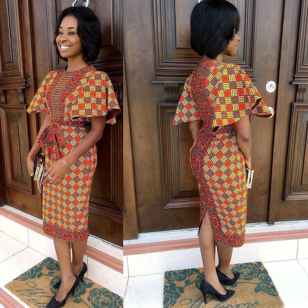 Hottest Ankara Dresses You Need To Try Out Now Latest