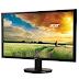 จอคอมพิวเตอร์ราคาลดพิเศษ ACER LED IPS 21.5'' รุ่น K222HQLBbid Black (DVI/HDMI/VGA)