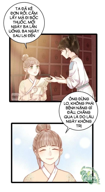 Nàng Phi Cửu Khanh - Thần Y Kiều Nữ chap 58 - Trang 17