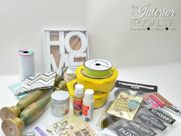 Craft Supply Goodie Box Giveaway
