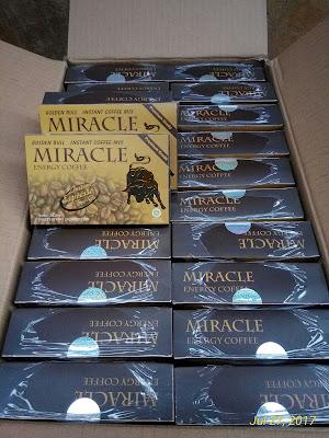 Agen Kopi Miracle Jakarta