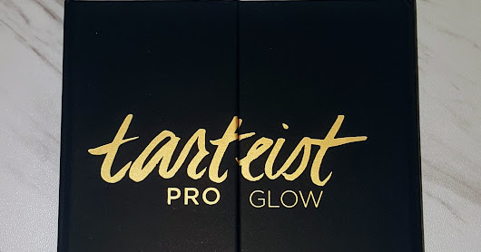Review: Tarte Tarteist Pro Glow Highlight & Contour Palette