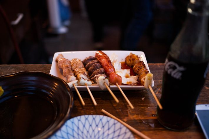 Fukuoka travel guide: Yatai food stalls