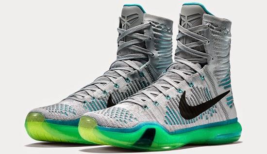 9ecaec2c4e0b Nike Kobe X Elite High