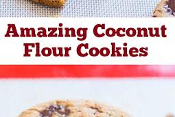 Amazing Coconut Flour Cookies