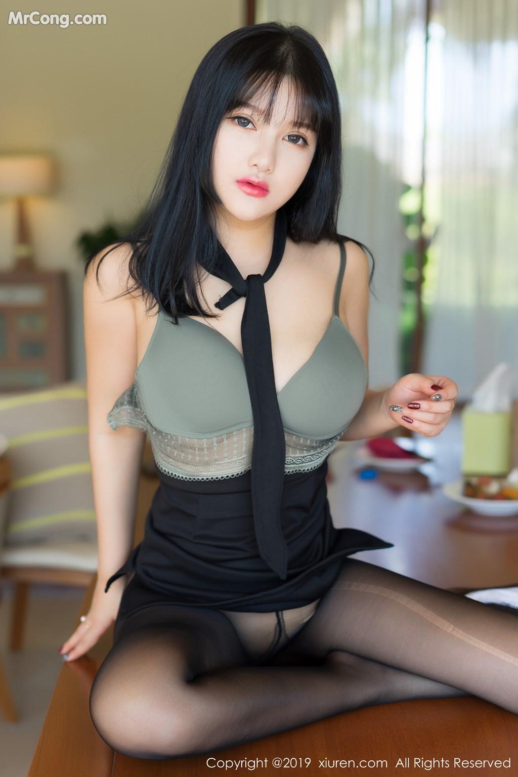 Image XIUREN-No.1653-Xiao-You-Nai-MrCong.com-044 in post XIUREN No.1653: Xiao You Nai (小尤奈) (54 ảnh)