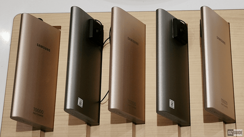 Samsung 10,000mAh Battery Pack (Type-C) arrives in the Philippines
