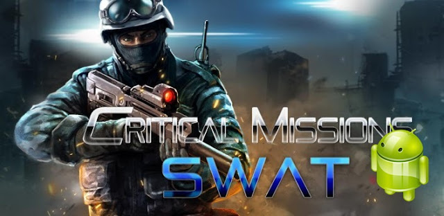 Critical Missions SWAT Juego Android Apk