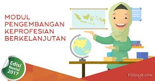Modul PKB (Pengembangan Keprofesian Berkelanjutan) Guru TK,SD,SMP,SMA,SMK 2017